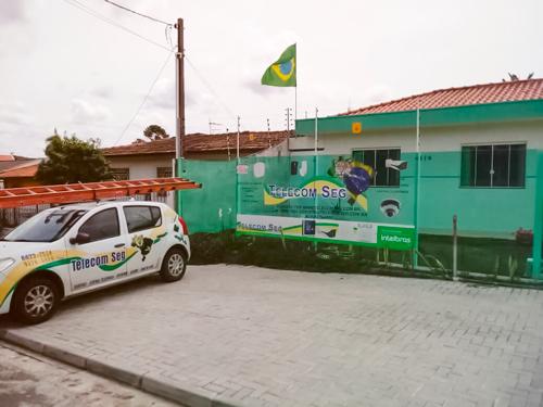CAMERAS DE SEGURANCA E ALARMES MONITORADOS EM CURITIBA